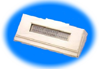 PCR210 – RFID UID desktop 125kHz RS232 LCD